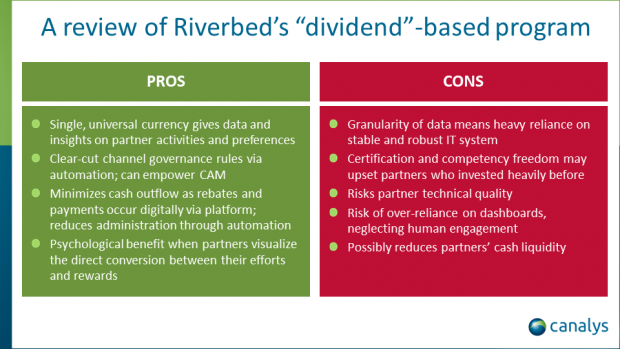 Riverbed launches new Riverbed Rise partner program