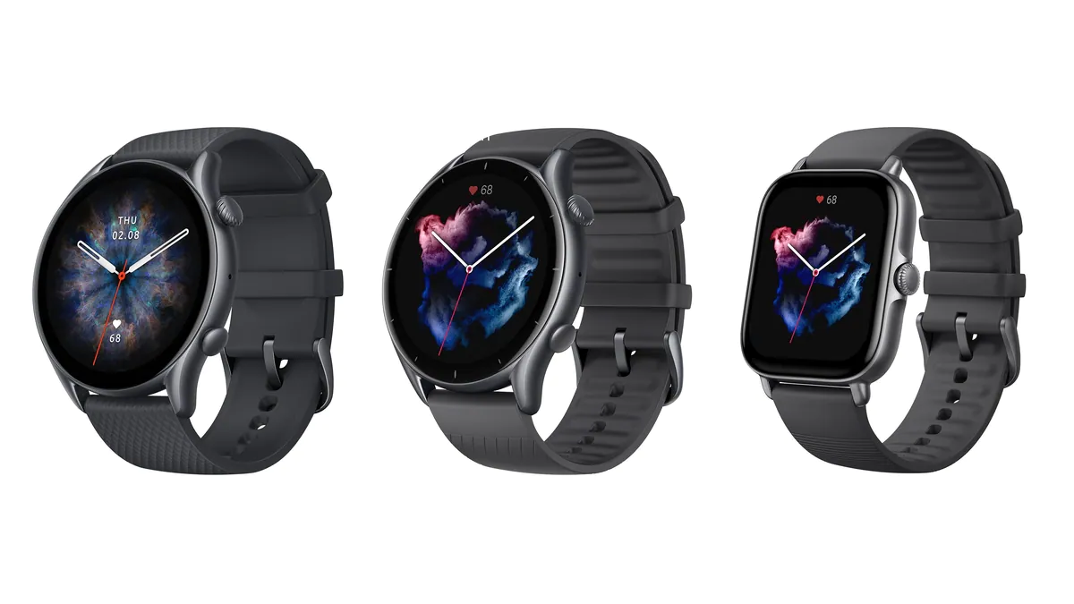 Amazfit GTR3 Pro, GTR 3 and GTS 3 - Smart Health or smartwatch?